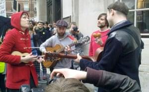 Save 6 Music protest: Allo Darlin'
