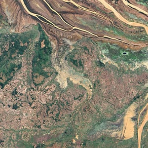 Satellite Eye: the Betsiboka River in northwestern Madagascar