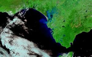 Satellite Eye: Floods in Southern Spain