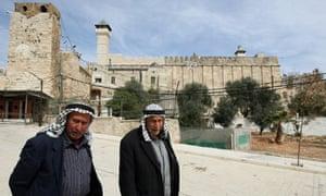 tomb of patriarchs (Hebron)