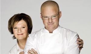 Heston Blumenthal Delia Smith