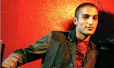 Adil Ray, presenter on BBC Asian Network.