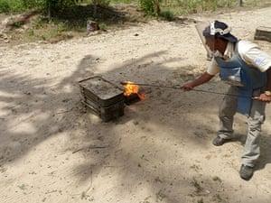 landmines: clearing landmines