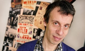 David Schneider at Yiddish Theatre, Jewish Museum