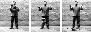Turbine Hall commissions: Ai Weiwei, Dropping a Han Dynasty Urn (1995)