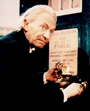 Doctor Who: William Hartnell Doctor Who
