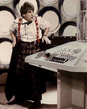 Doctor Who: Patrick Troughton Doctor Who