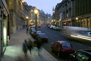 Google street view awards: Grey Street, Newcastle