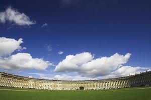 Google street view awards: Royal Crescent, Bath