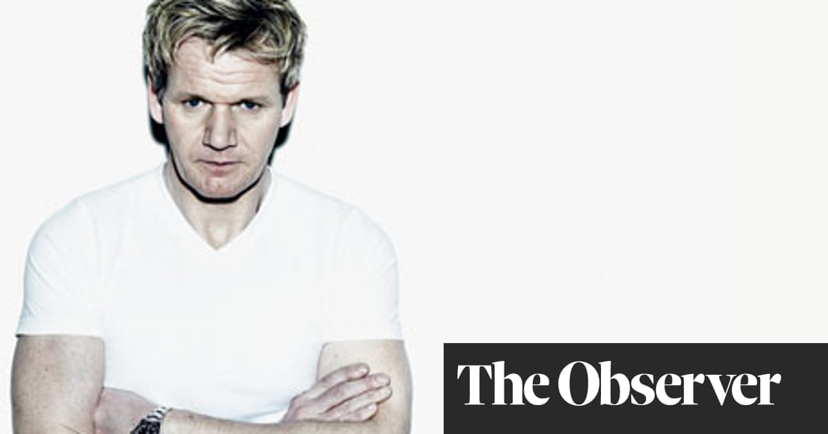 Gordon Ramsay: 'I was a crazy psycho' | Food | The Guardian