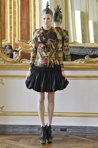 1f0e524aef8def Alexander McQueen's last collection | Fashion | The Guardian