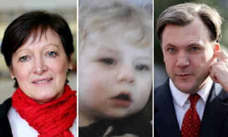 Sharon Shoesmith, Baby Peter and Ed Balls
