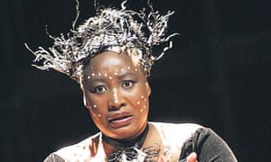 Pauline Malefane in The Magic Flute at the Fugard