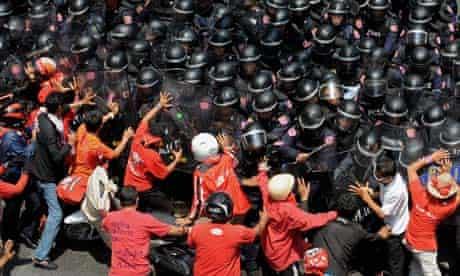 thailand riot