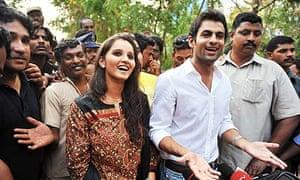 Sania Mirza marries Shoaib Malik in Hyderabad | World news
