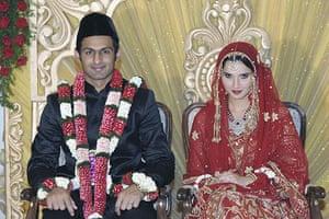 Mirza Malik Wedding Sania Shoaib