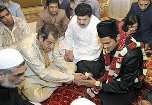 Mirza Malik Wedding Of Sania And Shoiab