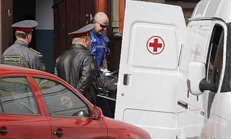 Eduard Chuvashov shot dead in Moscow