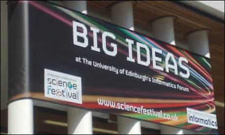 Edinburgh International Science Festival -