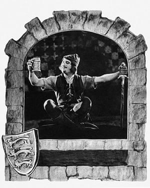 Robin Hood: 1922: Robin Hood