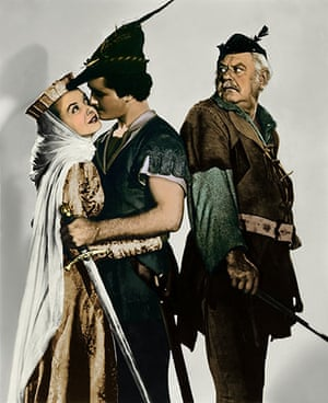 Robin Hood: 1950: Rogues Of Sherwood Forest