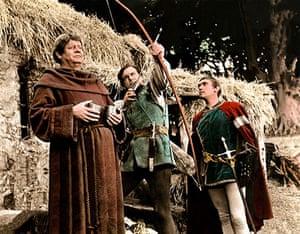 Robin Hood: 1960: Sword Of Sherwood Forest