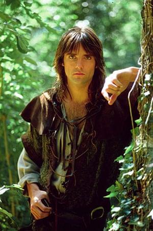 Robin Hood: 1984-86: Robin of Sherwood TV Series - 1983