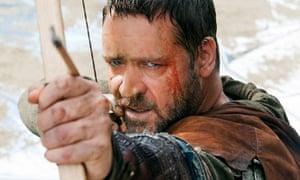 Robin Hood Russell Crowe