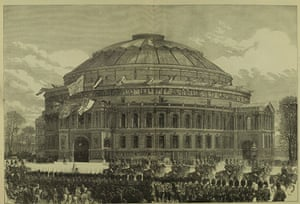 Illustrated London News: 1 Albert Hall