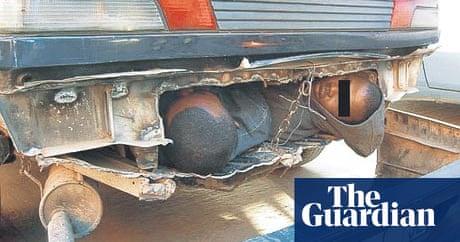 Melilla: Europe's dirty secret | Spain | Morocco | EU | World news