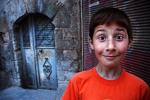 Tour of Turkey: Photography tour of Turkey, Mardin Boy