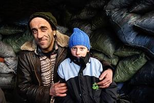 Tour of Turkey: Photography tour of Turkey, Bursa Dad and Boy