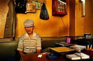 Tour of Turkey: Photography tour of Turkey, Antakya Man