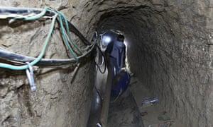 Gaza tunnel, Rafah