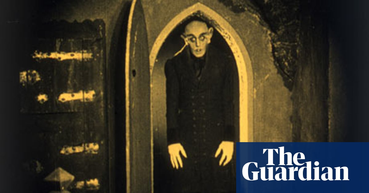 Nosferatu: A Symphony of Horror: No 7 best horror film of