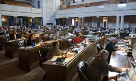 Nebraska's legislature