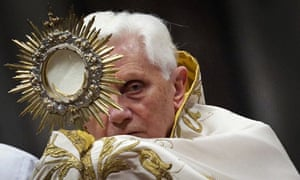 Pope Benedict XVI and Dawkins