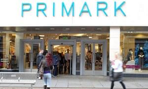 primark girlswear