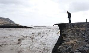 Iceland volcano floods