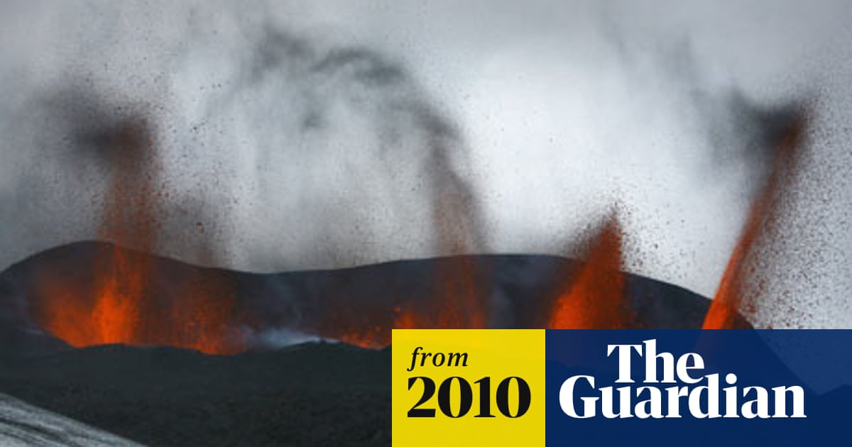 Volcanic eruptions and ash clouds explained | World news | The Guardian