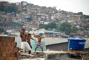 Te Vejo Maré: Favela community of Nova Holanda in Maré