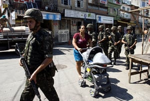 Te Vejo Maré: The army occupation which took place in Maré and other favela communities