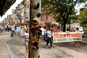 Te Vejo Maré: The march for Matheus crossed drug faction lines