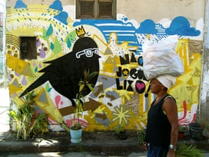 Te Vejo Maré: This location was previously a dumping ground for all the rubbish