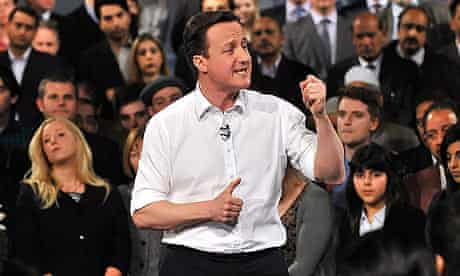 Conservative Party Kicks Off 2010 Election Campaign