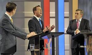TV leaders' debate