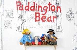 Paddington Bear: The Paddington Bear Exhibition at Reading Town Hall, Reading, Berkshire