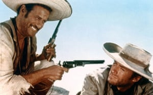 Clint Eastwood at 80: Clint Eastwood and Eli Wallach