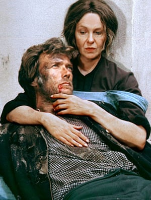 Clint Eastwood at 80: Clint Eastwood with Geraldine Page in The Beguiled