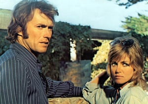 Clint Eastwood at 80: Clint Eastwood and Donna Mills in Play Misty for Me